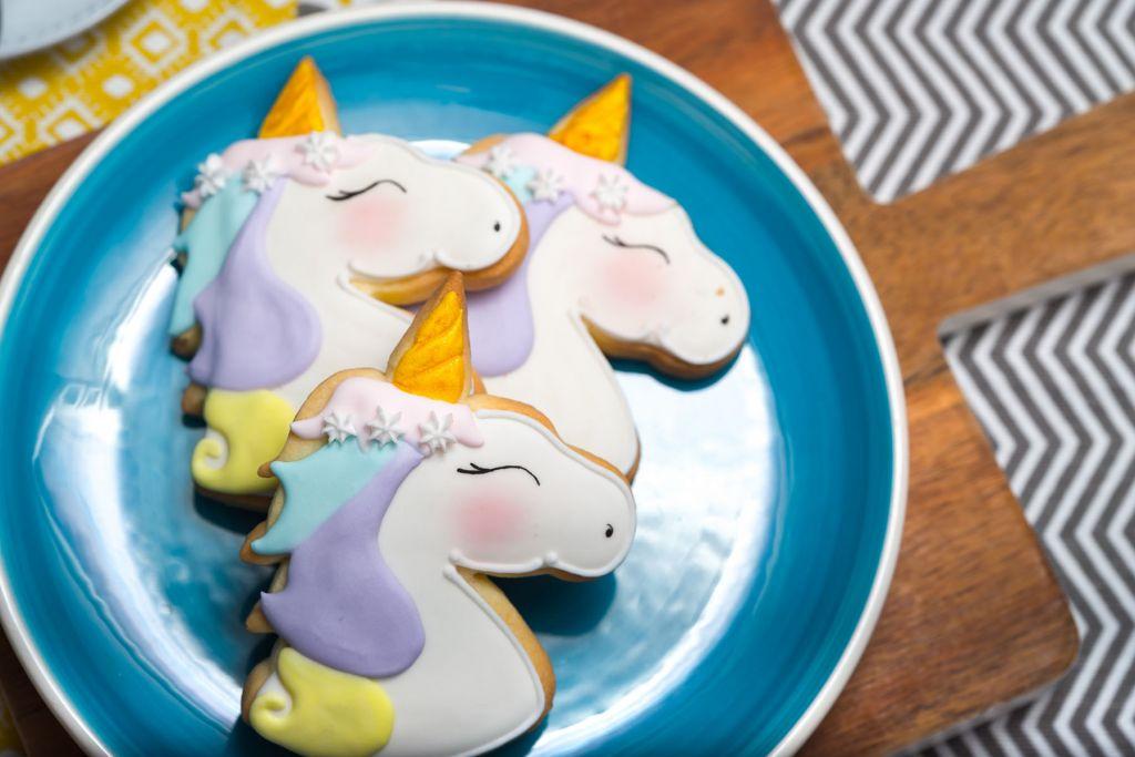 Unicorn Cookies - BakeSmart Event