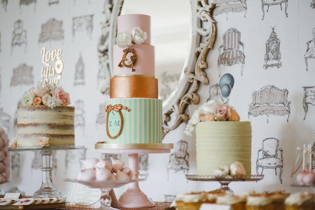 cakes - bakery portfolio